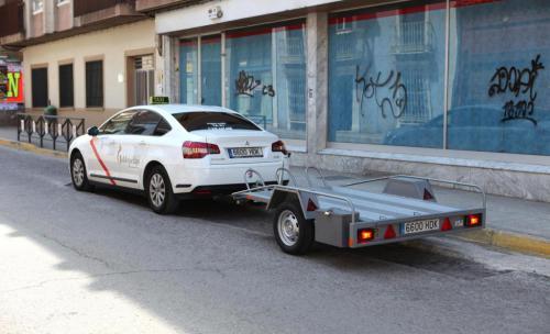 Taxi Victoriano Alhambra